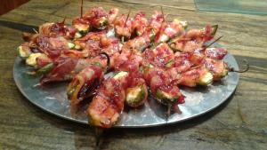 bacon jalapenos