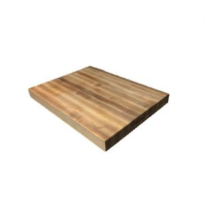 Wood Chopping Carving Block 24 inch by 18 inch by 1 1/2 inch for rental in Salt lake City UTah