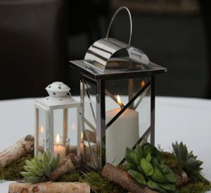 candle center pieces