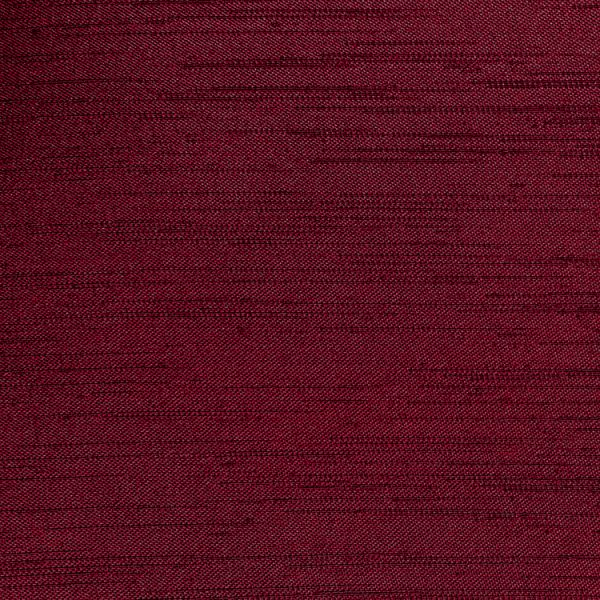 Majestic Cherry Red Linen Swatch