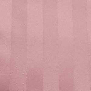 Swatch Poly Stripe Dusty Rose Linen