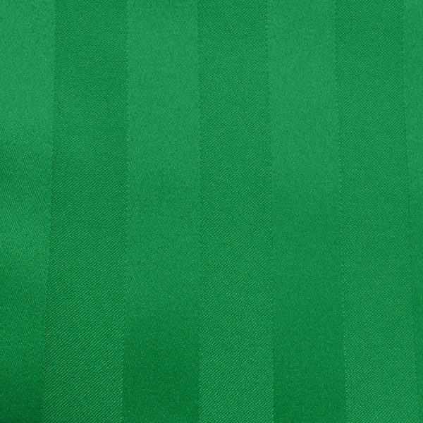 Swatch Poly Stripe Emerald Linen