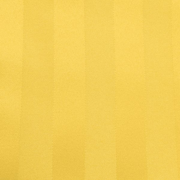 Swatch Poly Stripe Goldenrod Linen