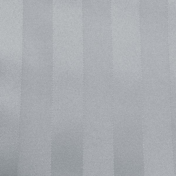 Swatch Poly Stripe Grey Linen