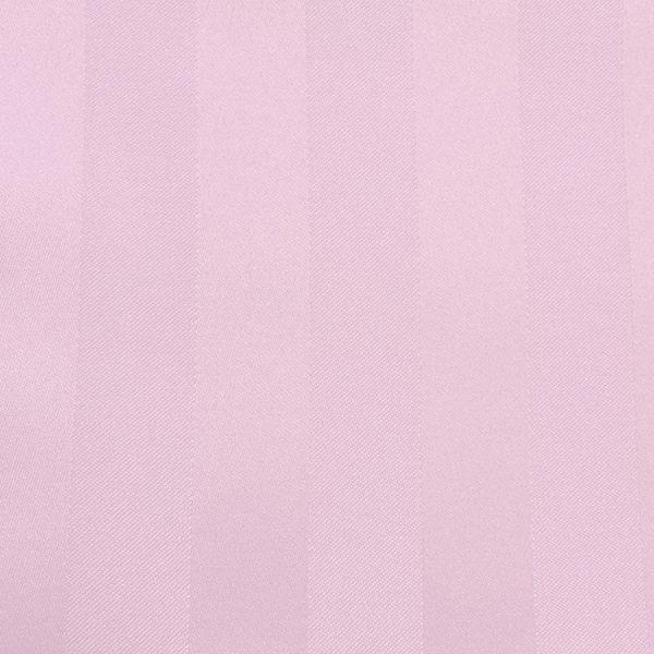 Poly Stripe Light Pink Linen Swatch