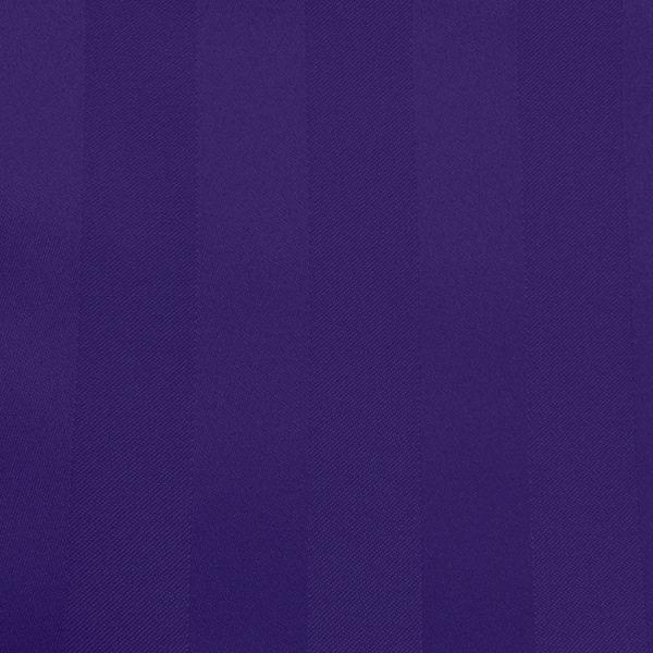 Poly Stripe Purple Linen Swatch