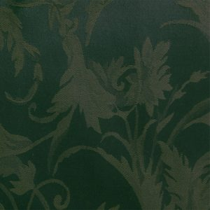Polyester Forest Green Miranda Linen Swatch