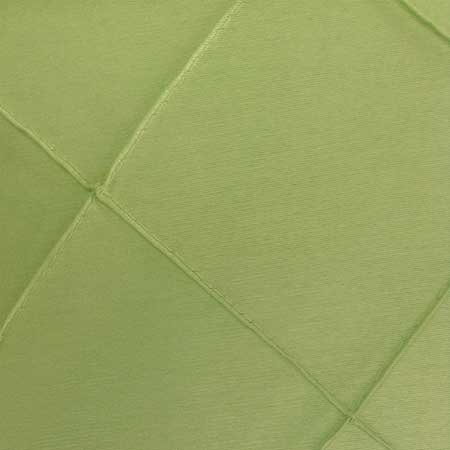 Polyester Soft Sage Pintuck Linen for rent in Salt Lake City Utah