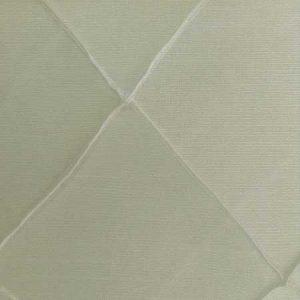 Nova White Pintuck Linen for rent in Salt Lake City Utah