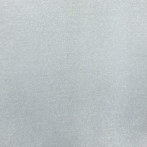 Sparkling Nylon Silver Organza Linen Swatch