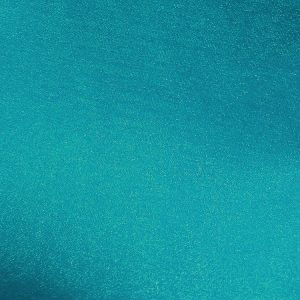 Sparkling Nylon Turquoise Organza Linen Swatch