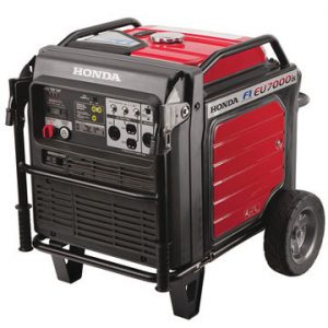 Honda Whisper Watt Generator for Rent in Utah