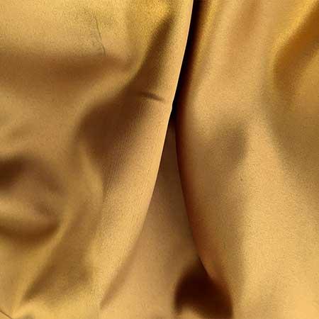 Bronze Poly Satin Linen for Rent in Salt Lake City Utah