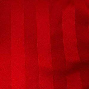 Cardinal Satin Stripe Linen for Rent in Salt Lake City Utah