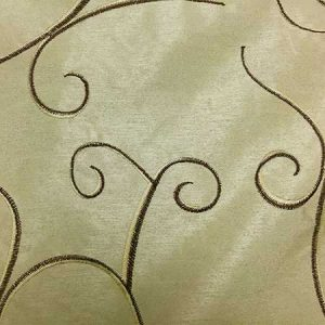 Nova Champagne Swirl Linen for Rent in Salt Lake City Utah