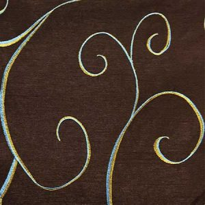 Nova Chocolate Swirl Linen for Rent In Salt Lake City Utah