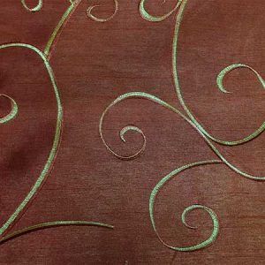 Nova Copper Swirl Linen for Rent in Salt Lake City Utah