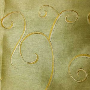 Nova Soft Gold Swirl Linen for Rent in Park City Utah