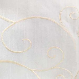 Nova White Swirl Linen for Rent in Salt Lake City Utah