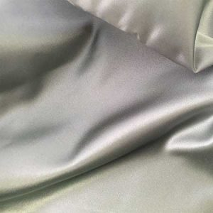 Silver Poly Satin Linen for Rent in Park City Utah