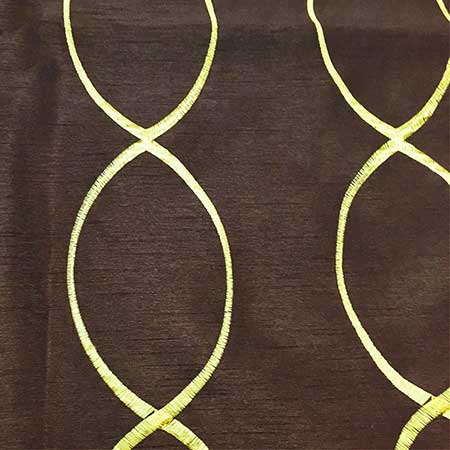 Nova Infinity Chocolate Linen for Rent in Salt Lake City Utah