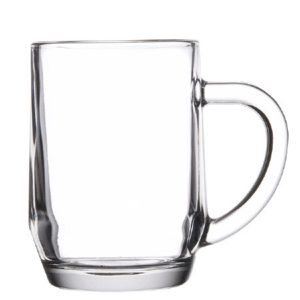 Glass Coffee Mug for Rent in Salt Lake City Utah