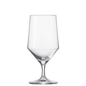 Pure Water Goblet for rent in Salt Lake City Utah