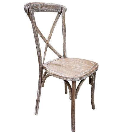 White Grain Sonoma chair for rent in Salt Lake City Utah