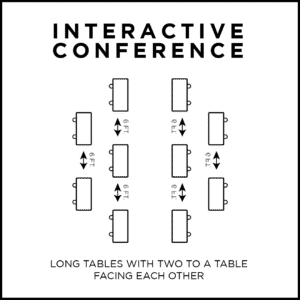conference seating plan